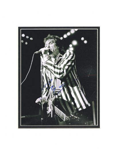 Ray Davies Autograph Signed Photo - The Kinks